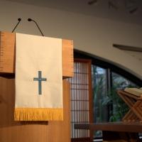 【日曜礼拝】(5) ~講壇:聖書のことばが語られます~