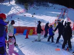 2006  1月 スノーキャンプ 005