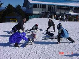 2006  1月 スノーキャンプ 003